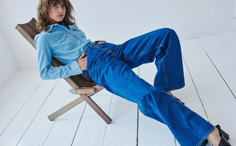 FLATTERING, RETRO AND SUPER-HOT: SHOP HIGH WAISTED JEANS IN SALE NOW