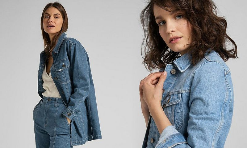 DISCOVER NEW DENIM JACKETS WITH A WHOLE LOT OF HISTORY